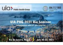 Call for Paper - 2021 RIO UIA-Public Health Group Annual Seminar