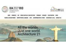 UIA2021RIO - The 27th World Congress of Architects